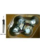 Cable Interno Apantallado- Vintage - 2 y 4 hilos