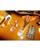 Kupfer- oder Aluminiumband zum Schutz Ihrer Gitarre oder Ihres Basses