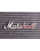 Marshall logo y paneles