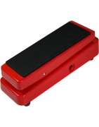 ALUMINUM BOXES TO MANUFACTURE PEDAL WAH - EXPRESSION - VOLUME